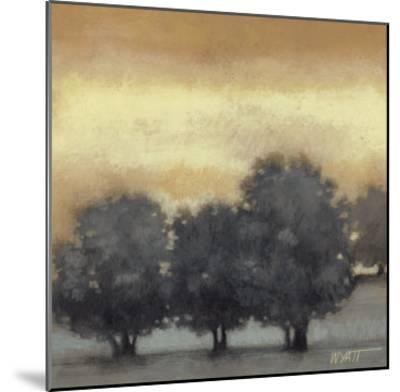 Tranquil Landscape VI-Norman Wyatt Jr^-Mounted Art Print