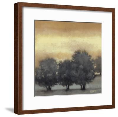 Tranquil Landscape VI-Norman Wyatt Jr^-Framed Art Print