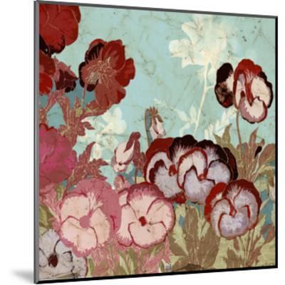 Tokyo Rose II-Vision Studio-Mounted Art Print