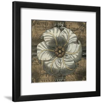 Rosette Detail III-Vision Studio-Framed Art Print