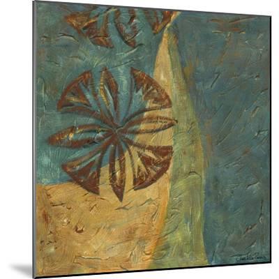 Lattice work VIII-Chariklia Zarris-Mounted Art Print
