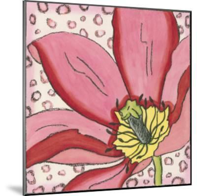 Pink Petals II-Nancy Slocum-Mounted Art Print