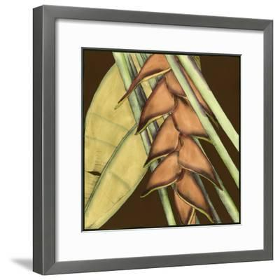 Small Striking Tropical IV-Jennifer Goldberger-Framed Art Print