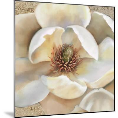 Magnolia Masterpiece II-Louise Montillio-Mounted Art Print