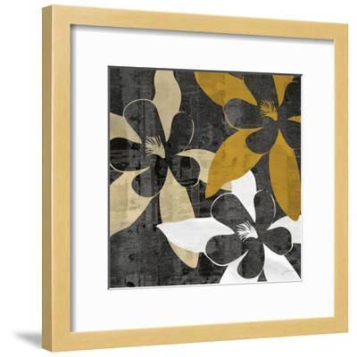 Bloomer Squares IV-James Burghardt-Framed Art Print