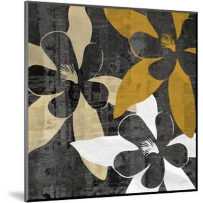 Bloomer Squares IV-James Burghardt-Mounted Art Print