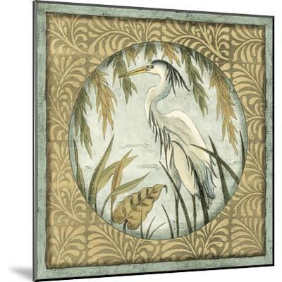 Small Quiet Elegance II-Nancy Slocum-Mounted Art Print