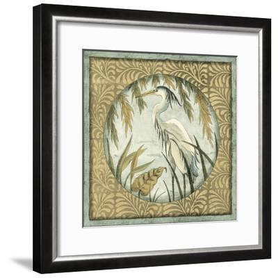 Small Quiet Elegance II-Nancy Slocum-Framed Art Print