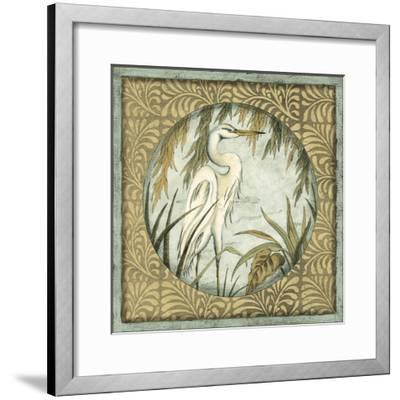 Small Quiet Elegance I-Nancy Slocum-Framed Art Print