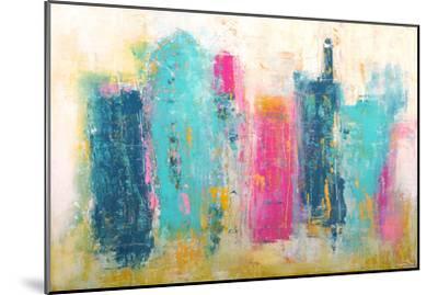 City Dreams-Erin Ashley-Mounted Art Print