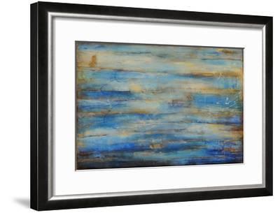 Blue Bay Jazz-Erin Ashley-Framed Art Print