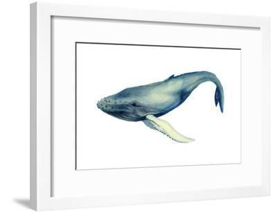 The Whale's Song I-Grace Popp-Framed Art Print