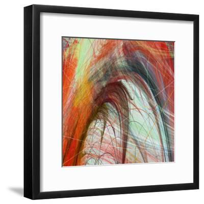 String Tile II-James Burghardt-Framed Art Print