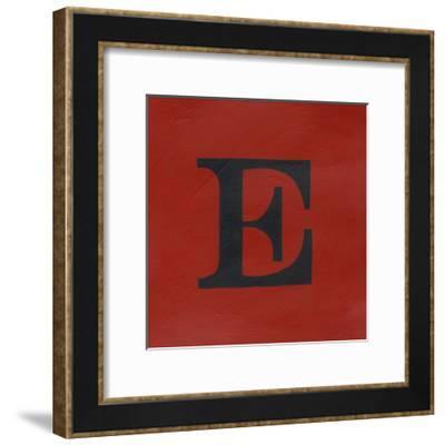 Lucien's E 6-Up-Chariklia Zarris-Framed Art Print