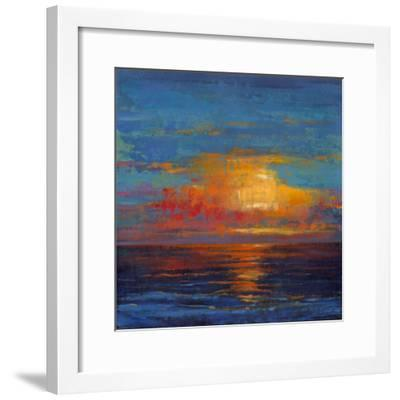 Sun Down I-Tim O'toole-Framed Art Print