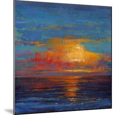 Sun Down I-Tim O'toole-Mounted Art Print
