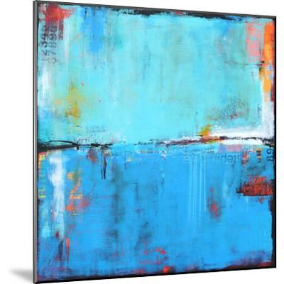 Matchbox Blues 5-Erin Ashley-Mounted Art Print