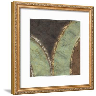Pathways II-Jason Higby-Framed Art Print