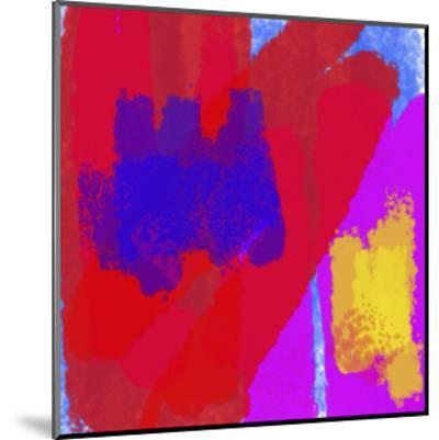 Plasma II-Jason Johnson-Mounted Art Print