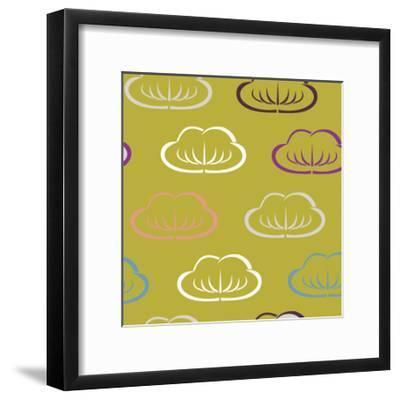 Clouds III-Nicole Ketchum-Framed Art Print