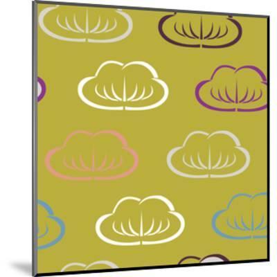 Clouds III-Nicole Ketchum-Mounted Art Print