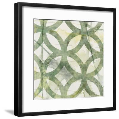 Metric Link VII-Jennifer Goldberger-Framed Art Print