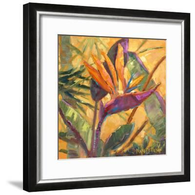 Splash of the Tropics I-Nanette Oleson-Framed Art Print