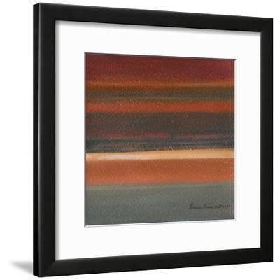 Radiance I-W^ Green-Aldridge-Framed Art Print
