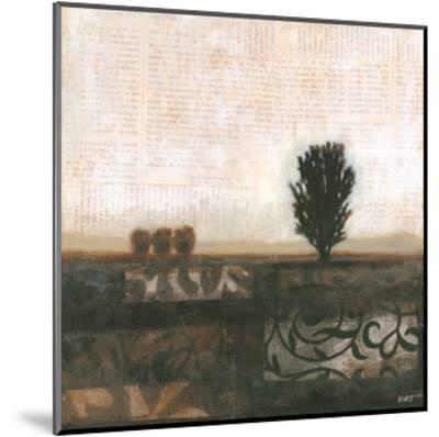 Global Landscape II-Norman Wyatt Jr^-Mounted Art Print