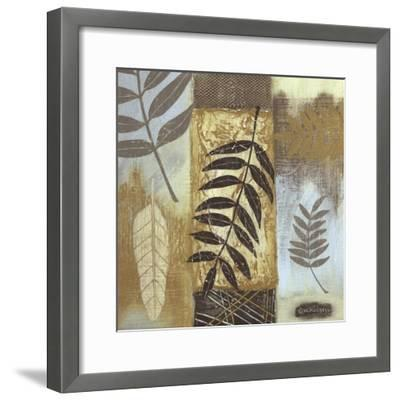 Patterns of Nature I-Wendy Russell-Framed Art Print
