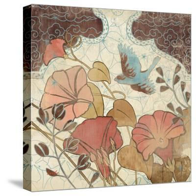 Spice and Whimsy I-Evelia Designs-Stretched Canvas Print