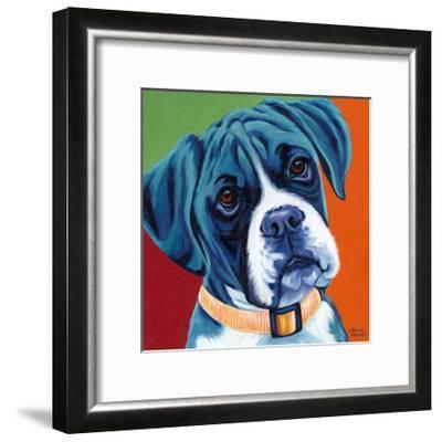 Cute Pups I-Carolee Vitaletti-Framed Art Print