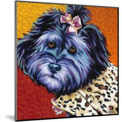 Cute Pups III-Carolee Vitaletti-Mounted Art Print