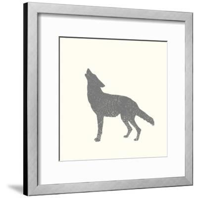 Timber Animals IV-Anna Hambly-Framed Art Print