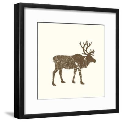 Timber Animals I-Anna Hambly-Framed Art Print