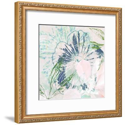 Azulejo IV-Sia Aryai-Framed Art Print