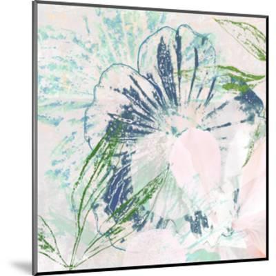 Azulejo IV-Sia Aryai-Mounted Art Print