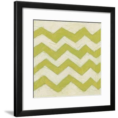 Spectrum Hieroglyph I-June Vess-Framed Art Print
