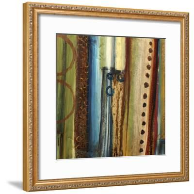 Spice Impressions VIII-Irena Orlov-Framed Art Print
