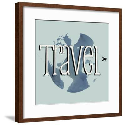 Road Trip IV-Grace Popp-Framed Art Print