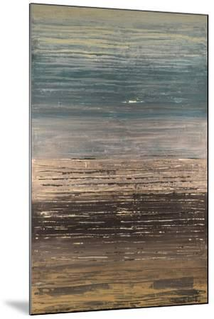 Easy Reflections I-Natalie Avondet-Mounted Art Print