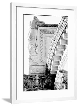 City Details IV-Jeff Pica-Framed Art Print