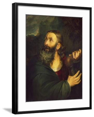 The Harper-Edwin Henry Landseer-Framed Giclee Print