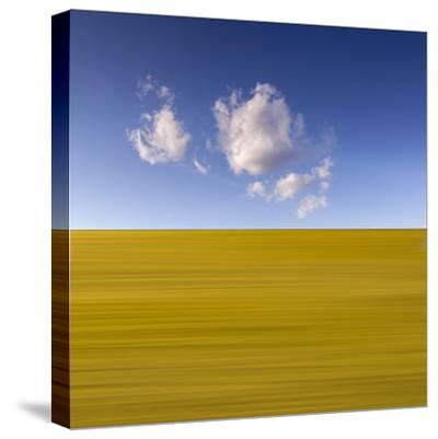 Sky and Land-Marco Carmassi-Stretched Canvas Print