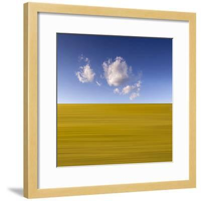 Sky and Land-Marco Carmassi-Framed Photographic Print