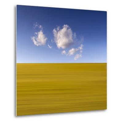 Sky and Land-Marco Carmassi-Metal Print