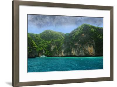 Ko Samui-Viviane Fedieu Daniel-Framed Photographic Print