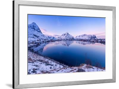Give Me a Reason To Leave-Philippe Sainte-Laudy-Framed Photographic Print