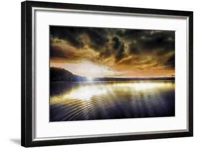 Divine Light-Viviane Fedieu Daniel-Framed Photographic Print