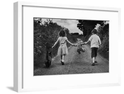 Big Adventure-Paul Gibney-Framed Photographic Print